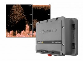 CP100 CHIRP DownVision Fishfinder